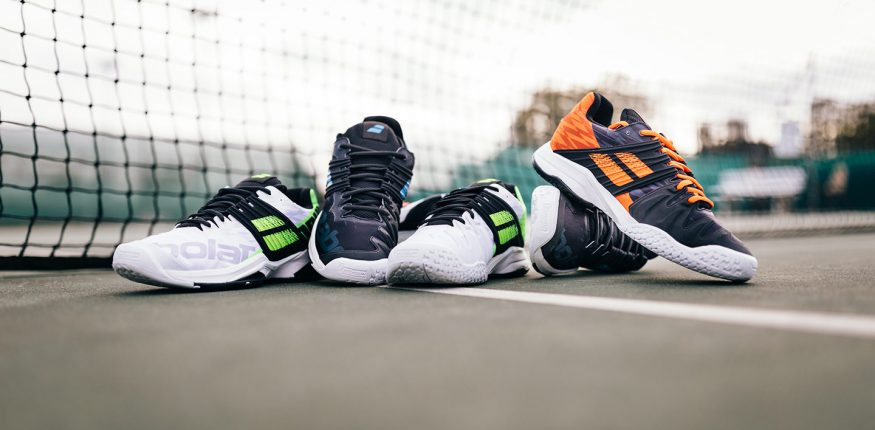 tennis shoe brands logos