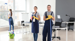 cleaning business license