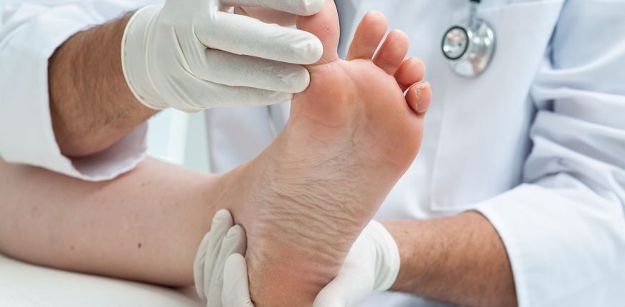 treatment for neuropathy in legs and feet