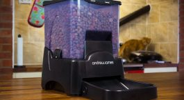automatic cat feeder target
