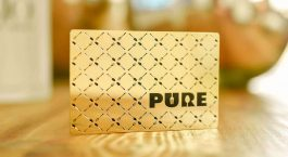 metal business cards wholesale